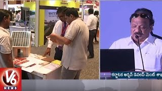 Karnataka Minister Roshan Baig Speech At Smart Urbanation Convention And Expo 2018