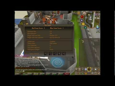 Runescape Castle Wars Professional Cape