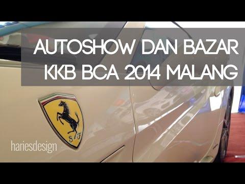 Pameran Mobil dan Bazar KKB BCA Auto Show 2014 Araya ...