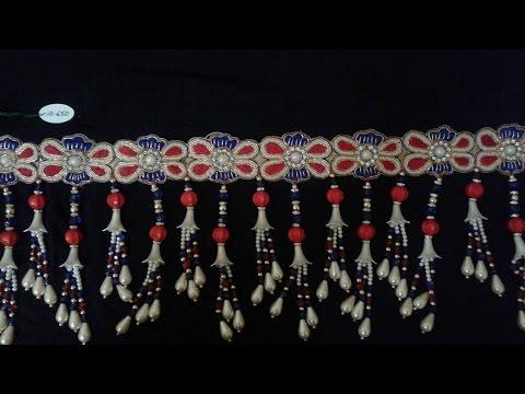 Latest bandarwal / Toran / Door Hangings designs and Photos for Diwali