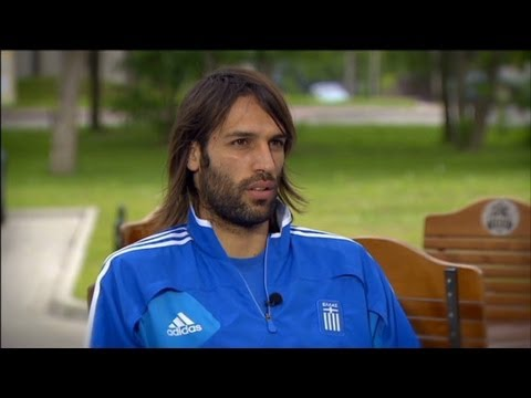 "The ""Big Game"" - Greek soccer team dreams of winning against Germany"