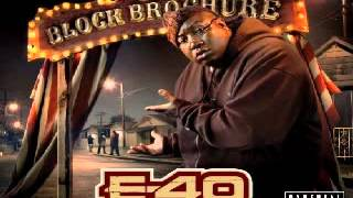 Watch E-40 In The Ghetto video