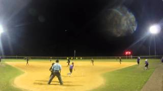 Jessica Bryson 2019 Walk off Home run against Tampa Catholic.
