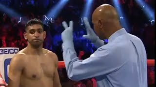 TERENCE CRAWFORD VS AMIR KHAN FIGHT REPORT BY DBN