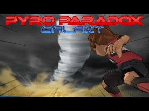 Inazuma Eleven Go 3 Galaxy Pyro Paradox Episode 8