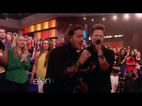 Florida Georgia Line - This Is How We Roll (Live at Ellen Show 2014)