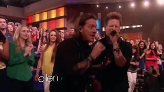 Download Lagu Florida Georgia Line - This Is How We Roll (Live at Ellen Show 2014) Gratis STAFABAND
