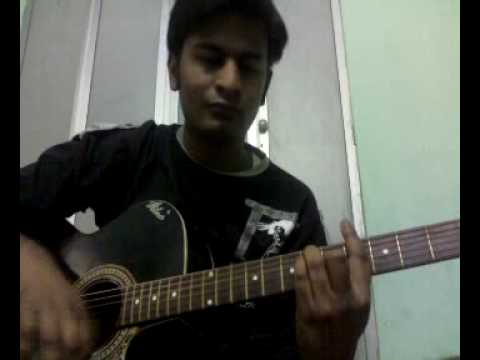 Shukran Allaha 2009 (Kurbaan) -On Acoustic Guitar