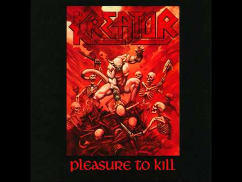 Kreator - Agents Of Brutality (5:17)