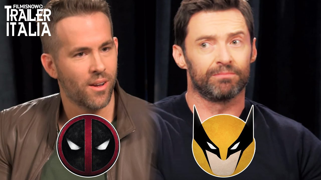 Eddie the Eagle | Deadpool Intervista Wolverine [HD]
