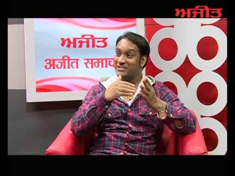 Special Interview With Popular Punjabi Singer Master Saleem...