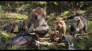 The Lion King | Timon & Pumbaa | Tamil | Tickets On Sale | In Cinemas July 19