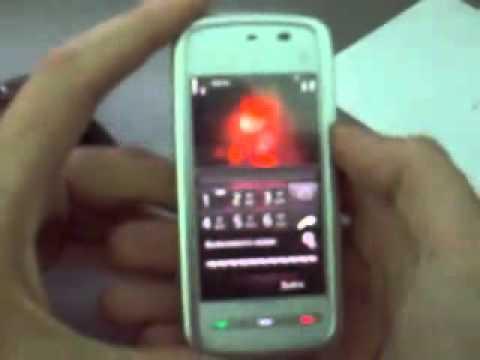 Nokia 5228 с прошивкой от Nokia C6. Взлом смартфона от 1nokia.ru.