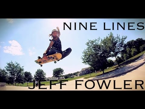 Nine Lines with Jeff Fowler