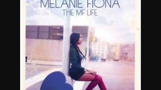 Watch Melanie Fiona Cant Say I Never Loved You video
