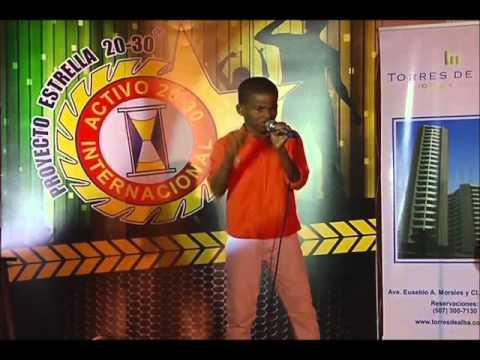 NATANAEL GARIBALDI - Finalista Proyecto Estrella 20-30 2012