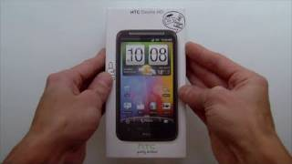 HTC Desire HD - The Review Part 1 of 2
