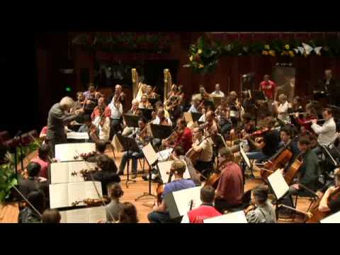 Berlin Philharmonic Orchestra In Rehearsal at Sydney Opera House
