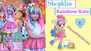 Shopkins Shoppie Dolls Parade and Dance Performance #DanceWithKeisha | Keisha TV