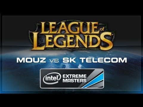 Mousesports vs SKTelecomT1 - IEM Cologne - League of Legends
