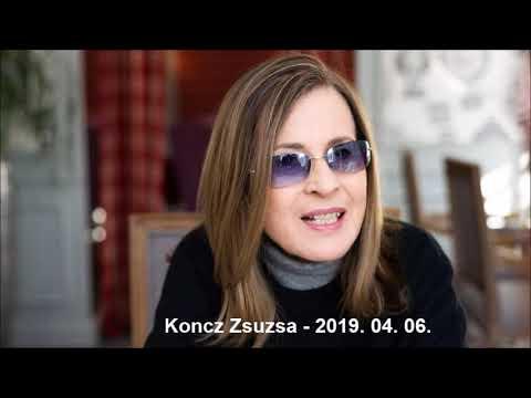 Koncz Zsuzsa - Szombat Délután Alindával │Pátria Rádió│