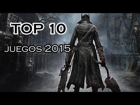 LOS TOP 10 JUEGOS PARA EL 2015 [PS4]