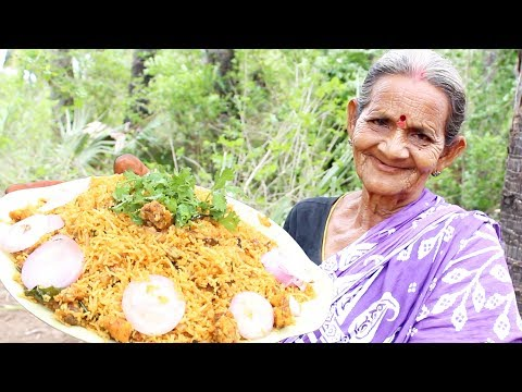 How To Make Chicken Fried Rice by my Granny || Myna Street Food
