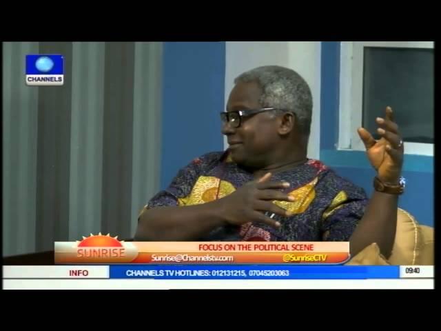 APC Chieftain Narrates How Oshinbajo Emerged Buhari's Running Mate pt 3
