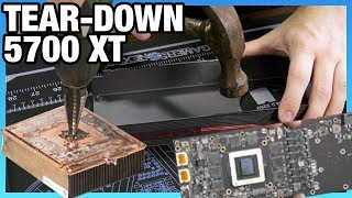 AMD RX 5700 XT Tear-Down: Inside the Vapor Chamber