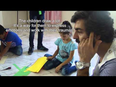 SOS Children's Village Syria | Daily life at a SOS Temporary Child Care Center in Syria