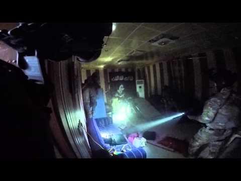 Hawija rescue operation led by Kurdistan's Counter Terrorism force