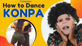 Palekaka How To Dance Kompa