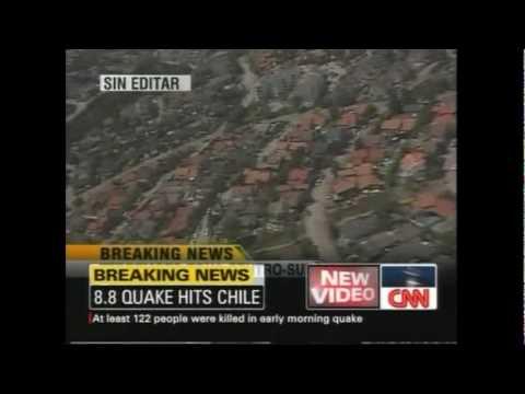 Terremoto no CHILE 2010 - EarthQuake NEWS - IMAGENS RECENTES