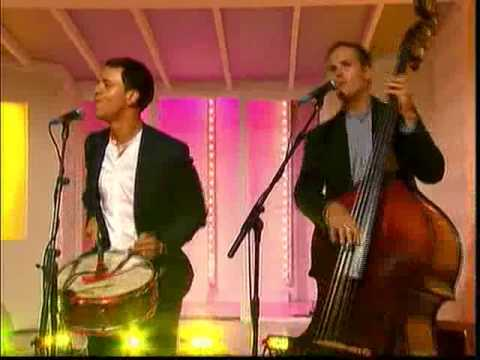 The Gypsy Queens - L'Americano (Live on ITV 'This Morning')