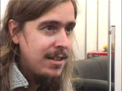 Opeth 2006 interview - Mikael Akerfeldt (part 3)