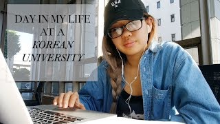 Day in my Life at a Korean University | *weekend life*  Korea University Study Abroad Exchange