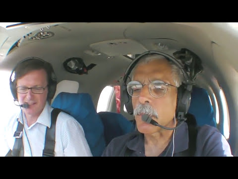 Daher-Socata TBM 850 Flight Trial