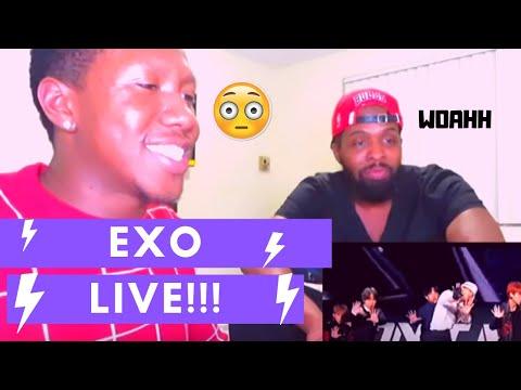 EXO Ooh La La Dance Practice/ Tempo Live {KAI/DO Focus}