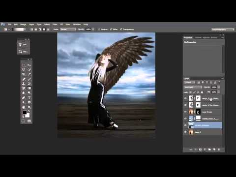 Photoshop CC Tutorial - The Wonderful Things You Can Do With Photoshop CC
