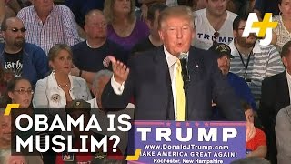 Did Donald Trump Just Say He Wants To Get Rid Of Muslims?