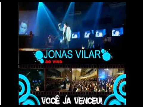 Jonas Vilar Você já venceu! CD Completo
