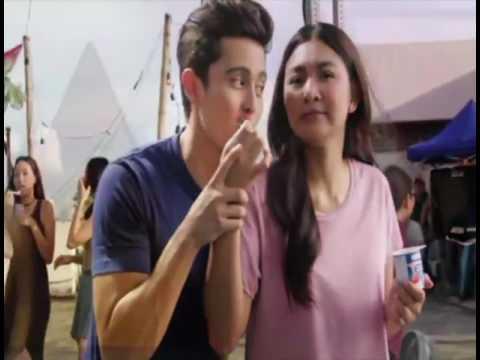 #Jadine - Nestle Yogurt My super Love TVC SHOOT