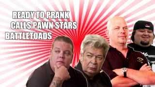 PRANK CALL TO PAWN STARS!