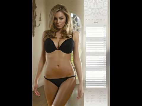 keeley hazell calendar oct 2 big