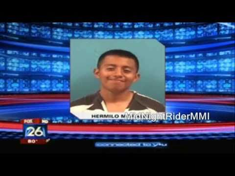 Teen Murdered And Burned By Illegal Alien