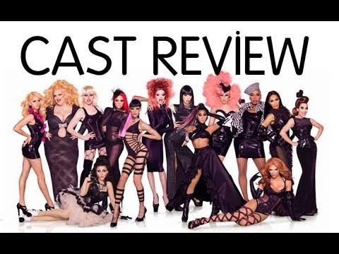 RuPaul's Drag Race - Season 6 Cast Review