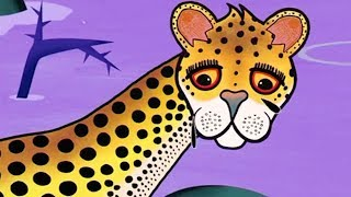 Tinga Tinga Tales Official   Why Cheetah Has Tears   Tinga Tinga Tales Full Episodes