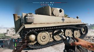 How to (not) fly a plane: Battlefield 5 Gameplay Conquest