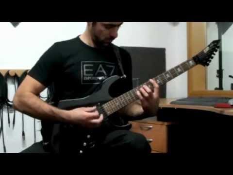 Jani Liimatainen demo performed by (Anselmo Silva)