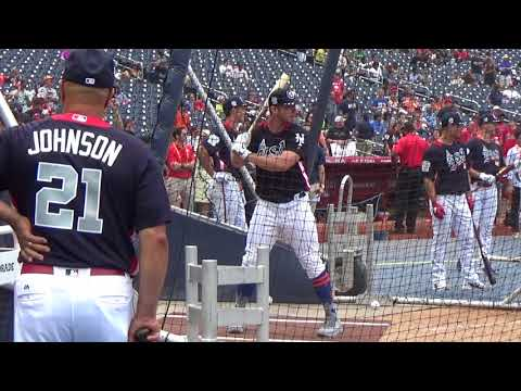 Peter Alonso — 2018 Futures Game BP